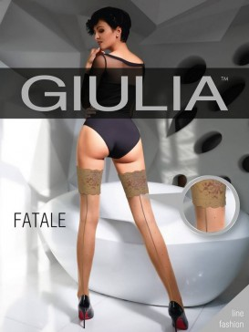 Чулки Giulia FATALE 01 чулки