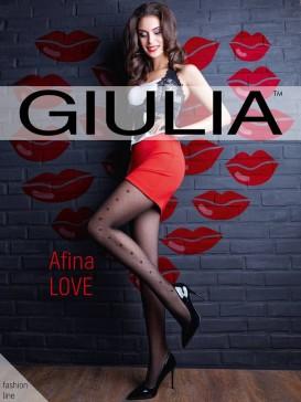 Колготки Giulia AFINA LOVE 01
