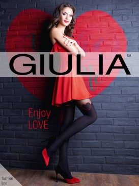 Колготки Giulia ENJOY LOVE