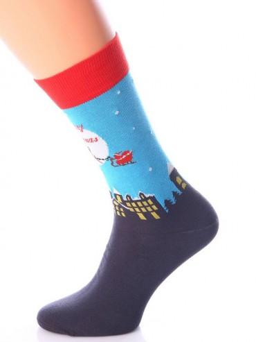 Носки Giulia for men COMFORT NEW YEAR 02 носки