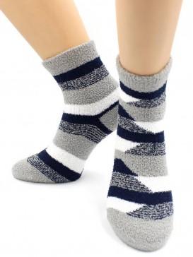 Носки Hobby Line HOBBY 2232 носки махровые-пенка Графика
