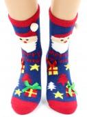 Носки Hobby Line HOBBY 2221-1 носки махровые-пенка Эльф 3Д