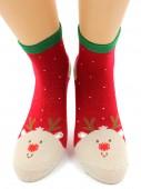 Носки Hobby Line HOBBY 467-5 носки экслюзив новогодние олень