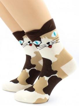 Носки Hobby Line HOBBY 242 носки экслюзив, породы кошек