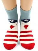 Носки Hobby Line HOBBY 8844-7 носки махровые Петушок морячок