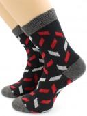 Носки Hobby Line HOBBY 6542 носки ангора, штрихковая фантазия