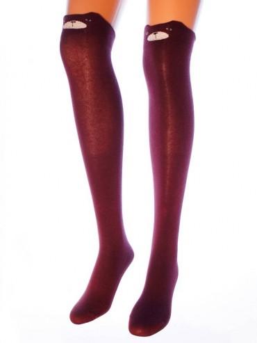 Ботфорты Hobby Line HOBBY 1007-7 ботфорты женские имитация мишки