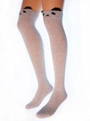 Ботфорты Hobby Line HOBBY 1007-10 ботфорты женские имитация пандочки