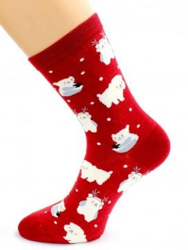 Носки Hobby Line HOBBY 15-63-13 носки со смыслом Мишки (2п)