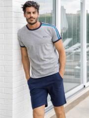 Комплект Enrico Coveri EA 2020 pigiama corto