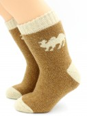 Носки Hobby Line HOBBY 7838 носки детские с добавлением шерсти верблюда