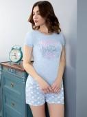Пижама Leinle GLOSS 705 пижама