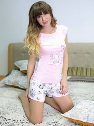 Пижама Leinle MADEMOISELLE 596