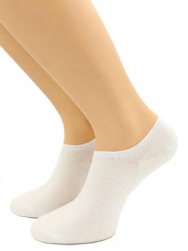Носки Hobby Line HOBBY 562-06 носки укороченные женские х/б, белый