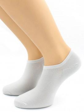 Носки Hobby Line HOBBY 562-07 носки укороченные женские х/б, серый