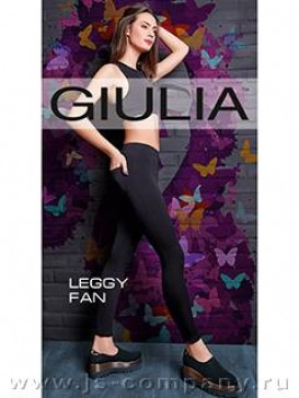 Леггинсы Giulia LEGGY FAN 02