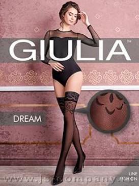 Чулки Giulia DREAM 02 чулки