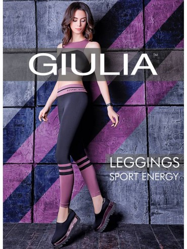 Леггинсы Giulia LEGGINGS SPORT ENERGY