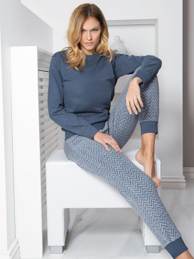 Пижама Jadea JADEA 5095 pigiama
