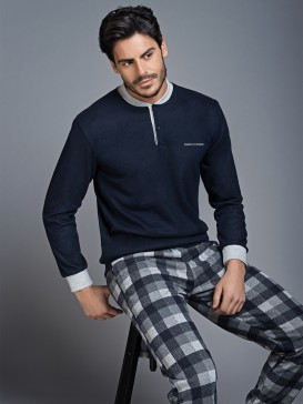 Пижама Enrico Coveri EP 5053 pigiama