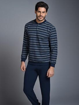 Пижама Enrico Coveri EP 5059 pigiama