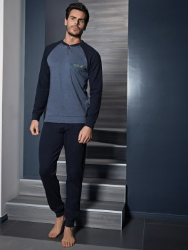 Пижама Enrico Coveri EP 6073 pigiama