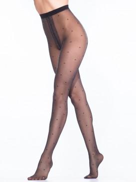 Колготки Giulia AMALIA LUREX 01